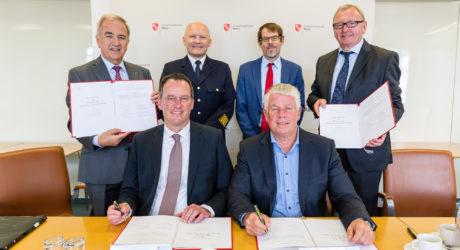 Planungen für Integrierte Leitstelle in Mainz beginnen