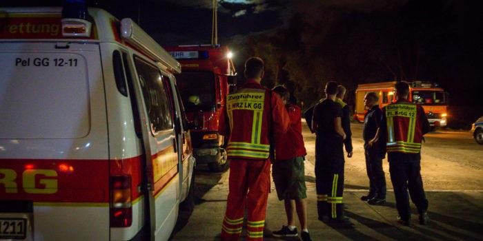 48-Jähriger stirbt – Wasserrettung bei Rüsselsheim