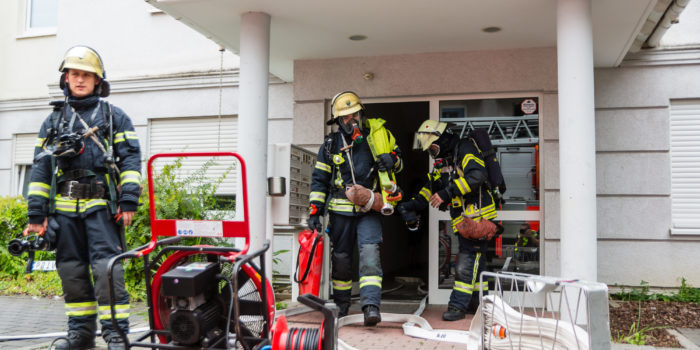 Brandgeruch beschäftigt Feuerwehr in Erbenheim
