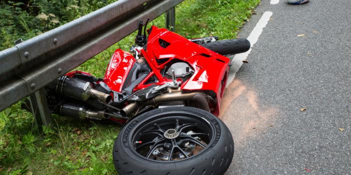 Tödlicher Motorradunfall im Wispertal