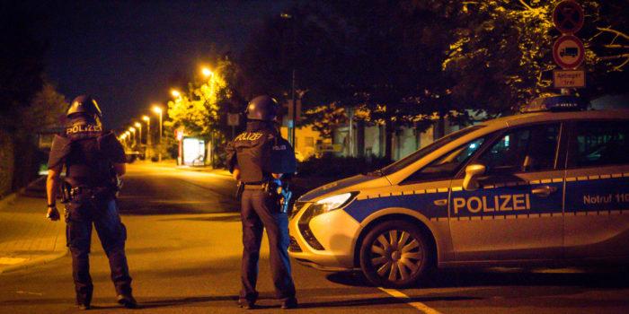 Familienstreit sorgt für größeren Polizeieinsatz in Hochheim