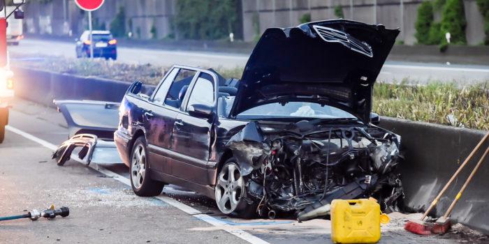 Fahrer stirbt nach schwerem Auffahrunfall auf der A3
