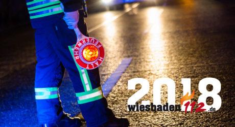 Wieder da! Jetzt den Wiesbaden112-Fotokalender für 2018 bestellen