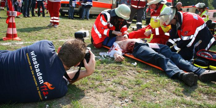 Große Einsatzübung des Katastrophenschutzes am Samstag in Wiesbaden – Verkehrsbehinderungen erwartet