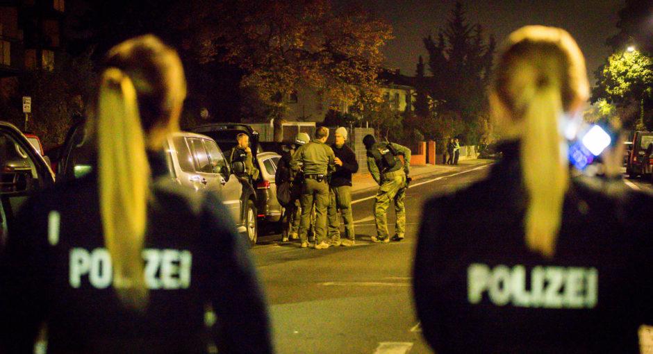 SEK nimmt 45-Jährigen in Rüsselsheim fest