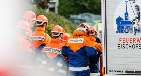 Erfolgreiche Abschlussübung der Jugendfeuerwehren in Gustavsburg