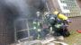 Einsatzübungen der Freiwilligen Feuerwehren Wiesbadens im leerstehenden Simeonhaus