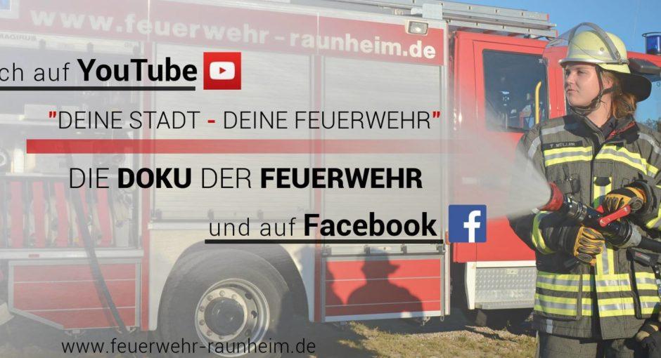 Öffentlichkeitsarbeit: Feuerwehr Raunheim wirbt mit Youtube-Reportage