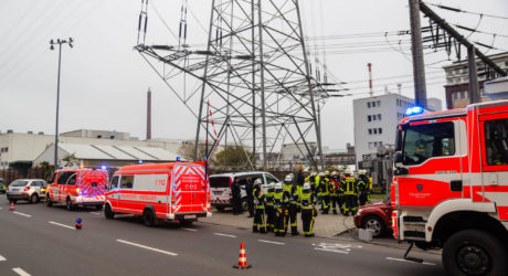 Kurzschluss in Umspannwerk sorgt für großflächigen Stromausfall