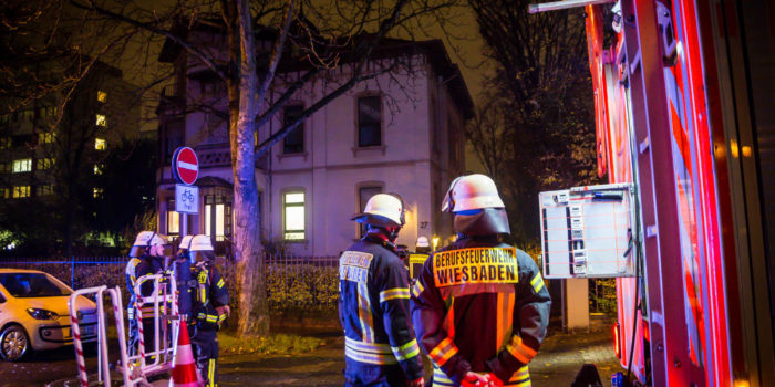 Gelöschtes Feuer in einem Wohnheim – Betreuer verhindern Schlimmeres