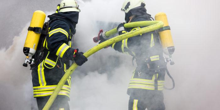 Jahresabschlussübung der Feuerwehr Görsroth/Kesselbach