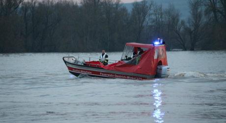 Große Suchaktion nach Stand-Up-Paddler im Rhein – Suche der Polizei läuft weiter