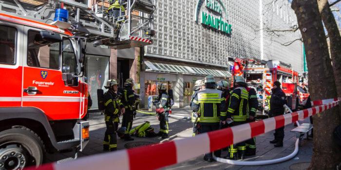 Feuerwehreinsatz Rüsselsheim