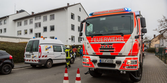 Drei Mehrfamilienhäuser nach Kohlenmonoxid-Austritt evakuiert