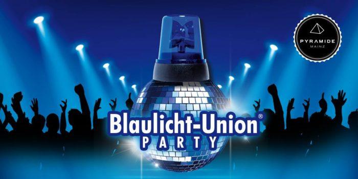 Blaulicht-Union Party am 6. April in Mainz – Karten jetzt bei Wiesbaden112
