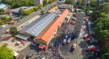 Seniorenbeirat lädt zum Blick hinter die Kulissen bei der Wiesbadener Feuerwehr ein