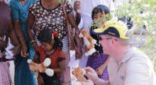 Humanitäre Hilfe während militärischem Ausnahmezustand – Hilfsorganisation aus Kelsterbach hilft auf Sri Lanka