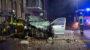 Pkw kracht in Schierstein gegen Mauer – Fahrer schwer verletzt eingeklemmt