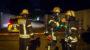 Geldautomatensprengung in Kastel – Unfall auf der Flucht – Festnahme in Erbenheim