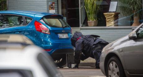 Verdächtiger Gegenstand sorgt für Aufregung in der Wiesbadener Innenstadt