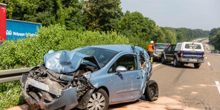 Mehrere Unfälle auf A3 und A66 sorgen für Behinderungen rund um das Wiesbadener Kreuz