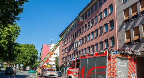 Rauchmelder verhindert Zimmerbrand – Brennender Wasserkocher rechtzeitig gelöscht