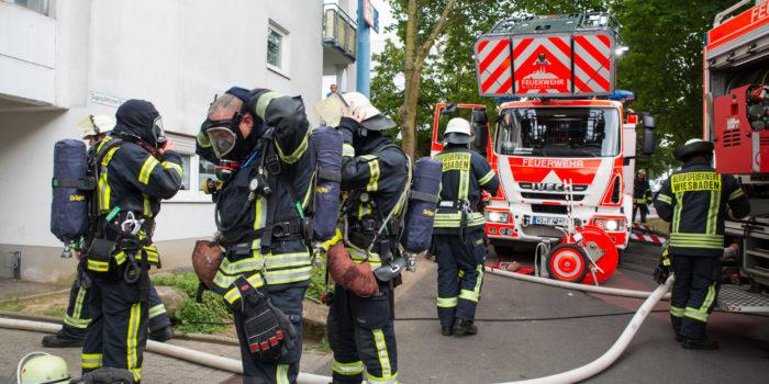 Wohnung in Dotzheim nach Küchenbrand unbewohnbar