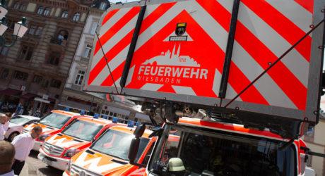 Die Landeshauptstadt Wiesbaden sucht für die Berufsfeuerwehr  Brandmeister/-innen / Oberbrandmeister/-innen für den mittleren feuerwehrtechnischen Dienst (w/m/d)