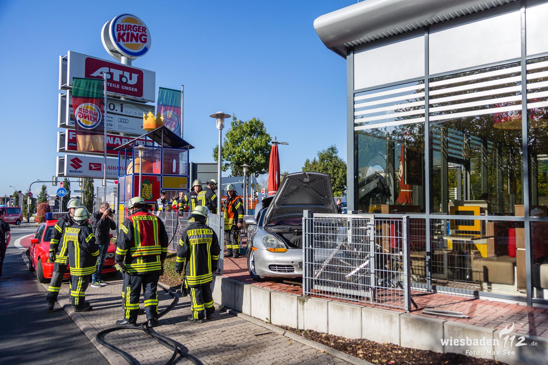 Burger King Lieferservice Wiesbaden