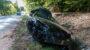 Zwei Verletzte bei Alleinunfall auf der B455 bein Naurod