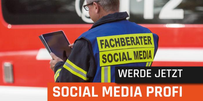 """Seminar: """"Öffentlichkeitsarbeit – Schwerpunkt Social Media"""" für Feuerwehren und Hilfsorganisationen"""
