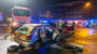Vier teils schwer Verletzte bei Kreuzungsunfall auf der Dotzheimer Straße