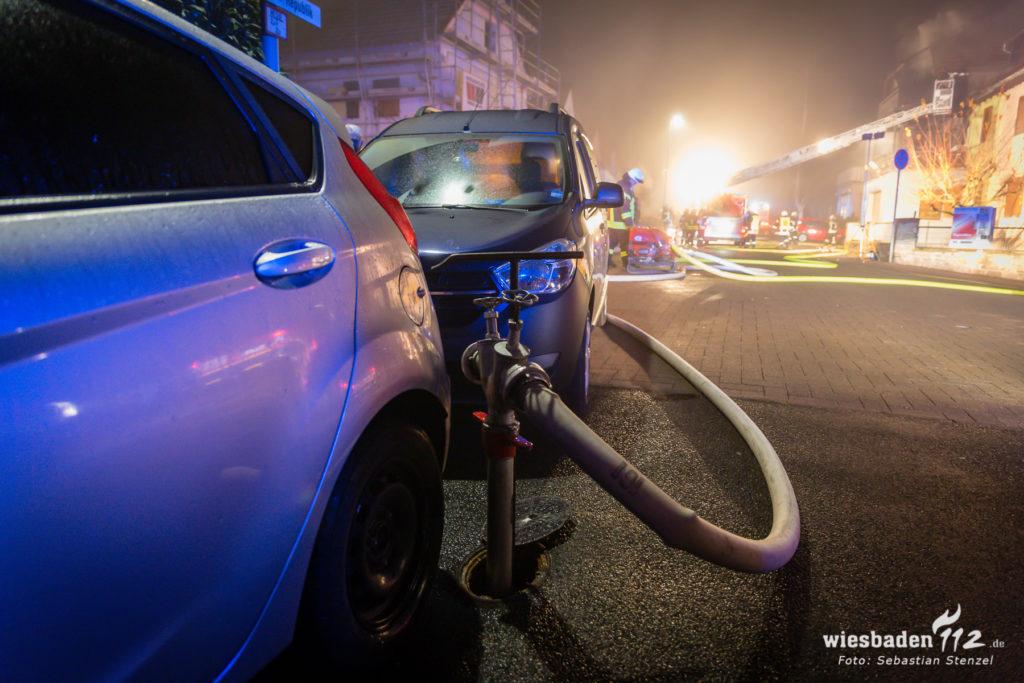Feuerwehr Appelliert Hydranten Deckel Nicht Zuparken