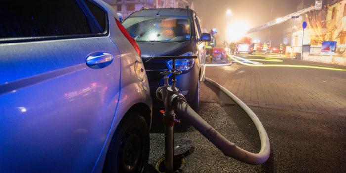 """Feuerwehr appelliert: """"Hydranten-Deckel nicht zuparken!"""""""