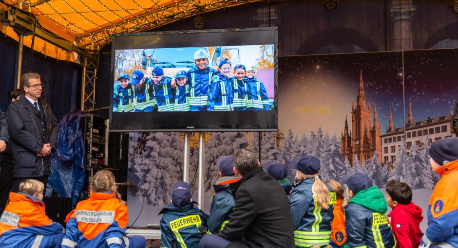Studenten produzieren Imagefilm über Wiesbadener Kinder- und Jugendfeuerwehr