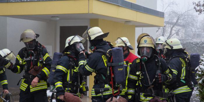 Kellerbrand in Mainz-Kastel – Drei Mehrfamilienhäuser verraucht