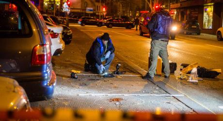 Zwei Verletzte nach eskaliertem Nachbarschaftsstreit in Wiesbadener Innenstadt