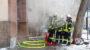 Vier Verletzte bei Kellerbrand am Elsässer Platz – 33 Bewohner betroffen