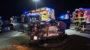 Autofahrer nach Auffahrunfall auf der A3 eingeklemmt
