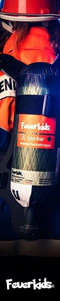 Feuerkids® Atemschutzattrappe