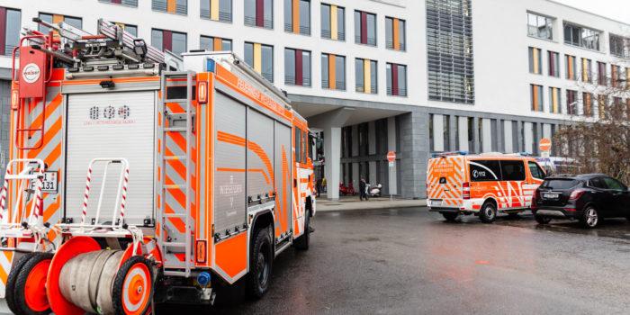 Erneut Buttersäure im Verwaltungszentrum von Wiesbaden verteilt
