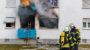 Starke Rauchentwicklung bei Wohnungsbrand in Wiesbaden-Biebrich –  10 Verletzte