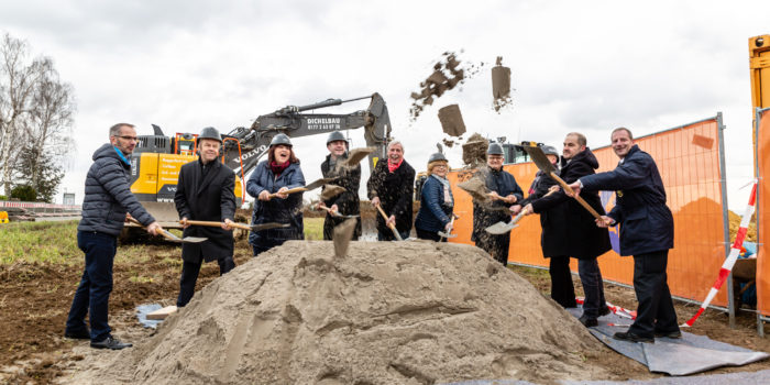 Neubau der Feuer- und Rettungswache 3 in Igstadt startet