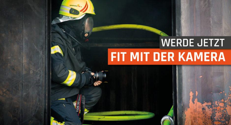 Werde jetzt Foto-Profi! …mit den Wiesbaden112-Workshops