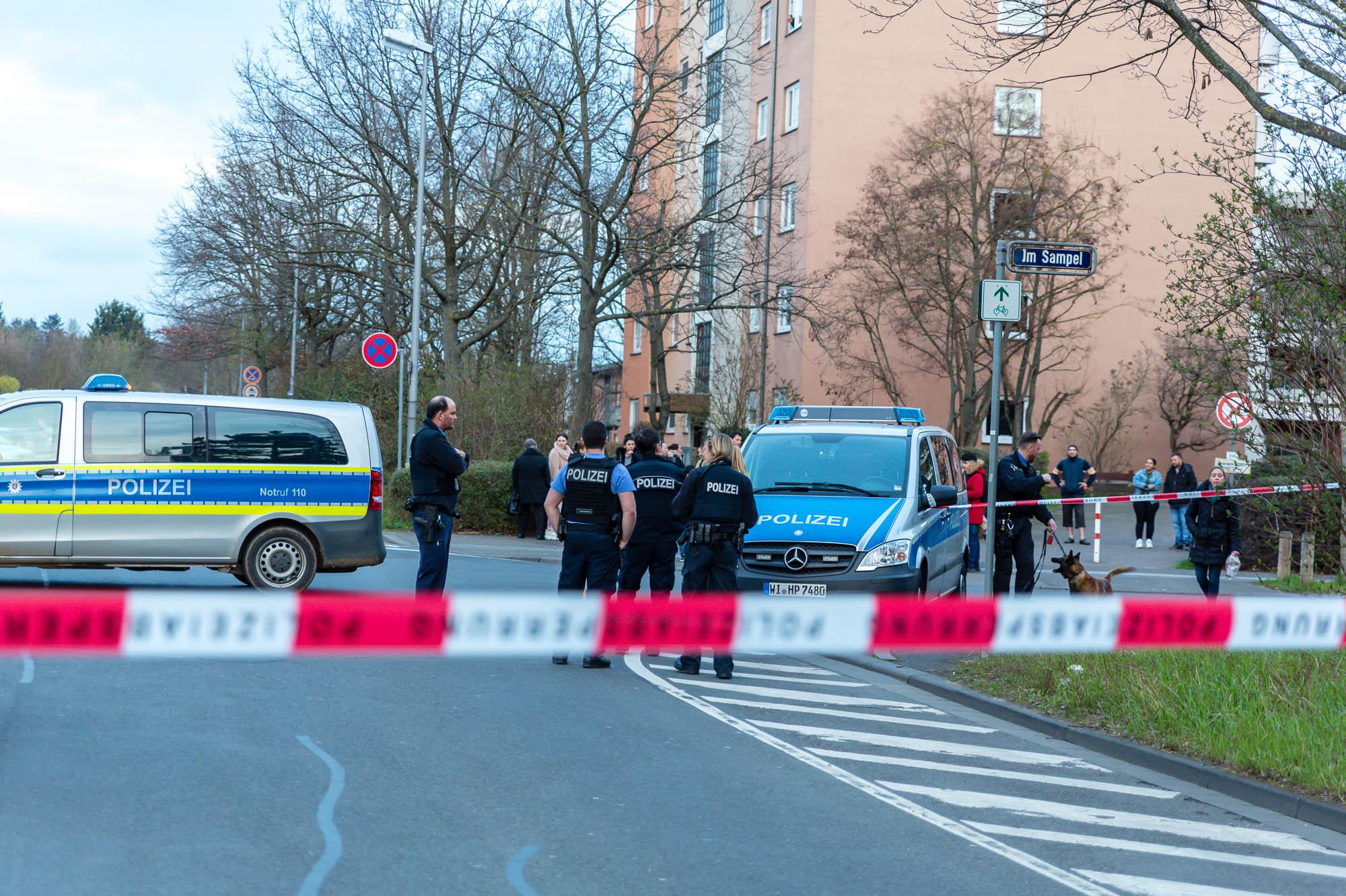 Polizeieinsatz Taunusstein
