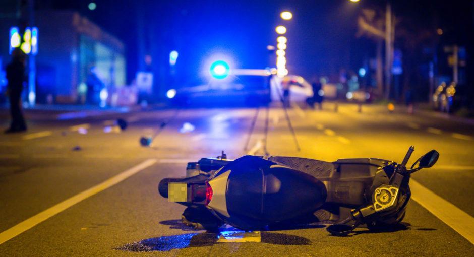 Rollerfahrer stürzt und verletzt sich schwer – Dotzheimer Straße voll gesperrt