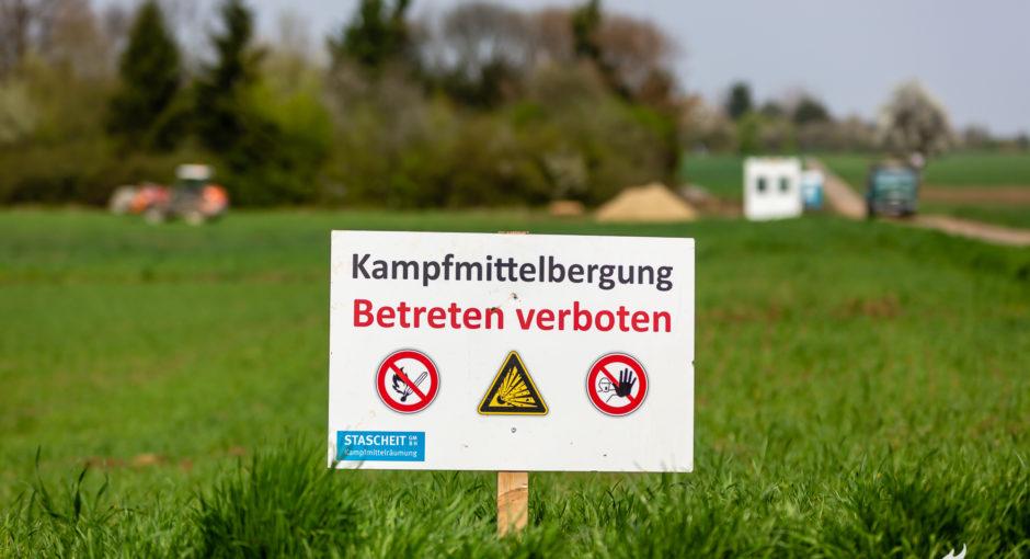 """Entschärfung einer Weltkriegsbombe in """"Bierstadt-Nord"""" – Evakuierung am Donnerstag"""