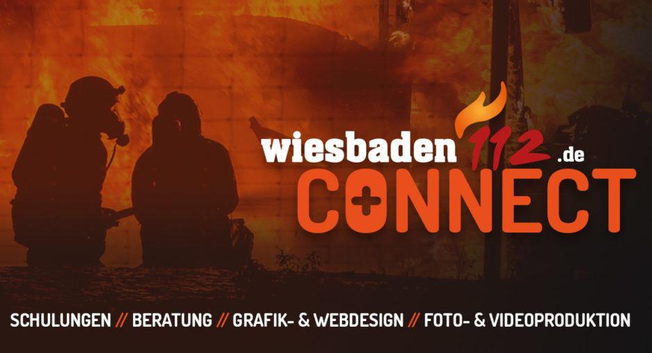 Wiesbaden112 CONNECT – Der Dienstleister für Hilfsorganisationen