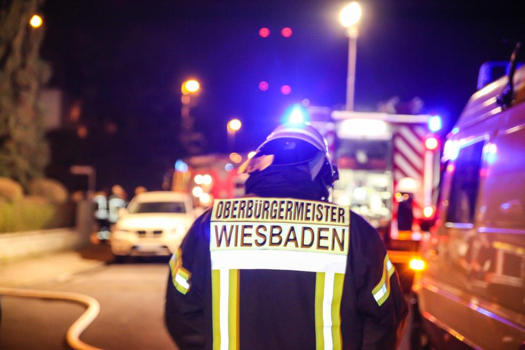 Oberbürgermeister Wiesbaden