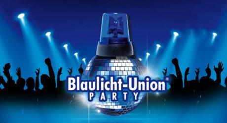 Blaulicht-Union Party am 17. Mai in Mainz – Karten jetzt bei Wiesbaden112 im Shop